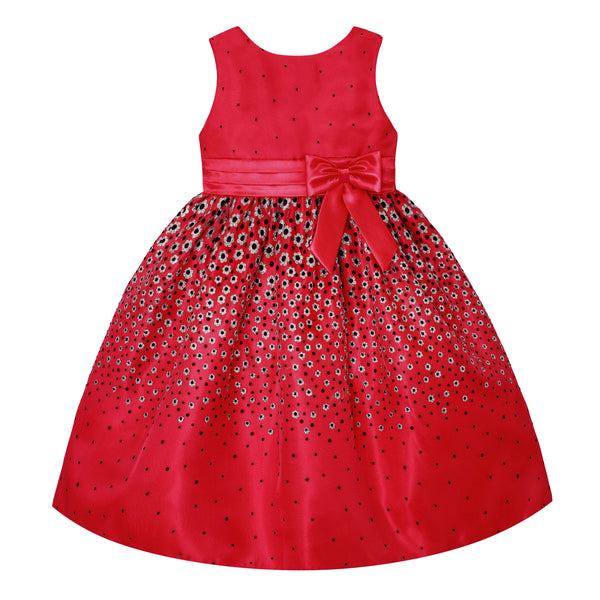 Paparazzi Dress in Holiday Red