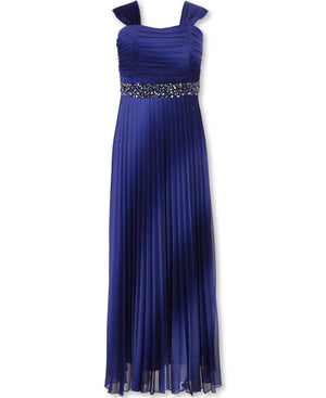 Paparazzi Designer Sequence Dress in Royal Blue