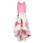 Paparazzi Coutoure Dress Pink Spring Floral