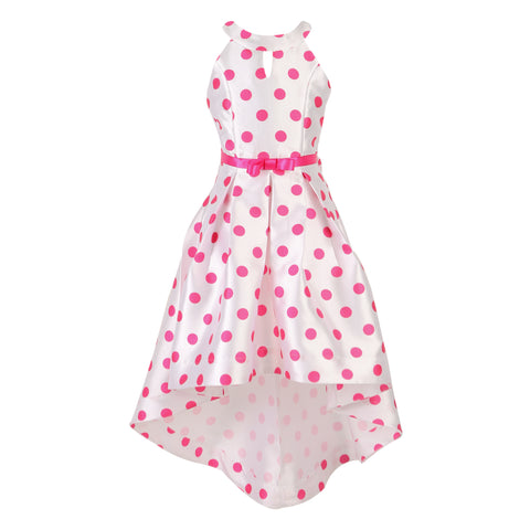 Paparazzi Cotoure Dress Pink Poke A Dot