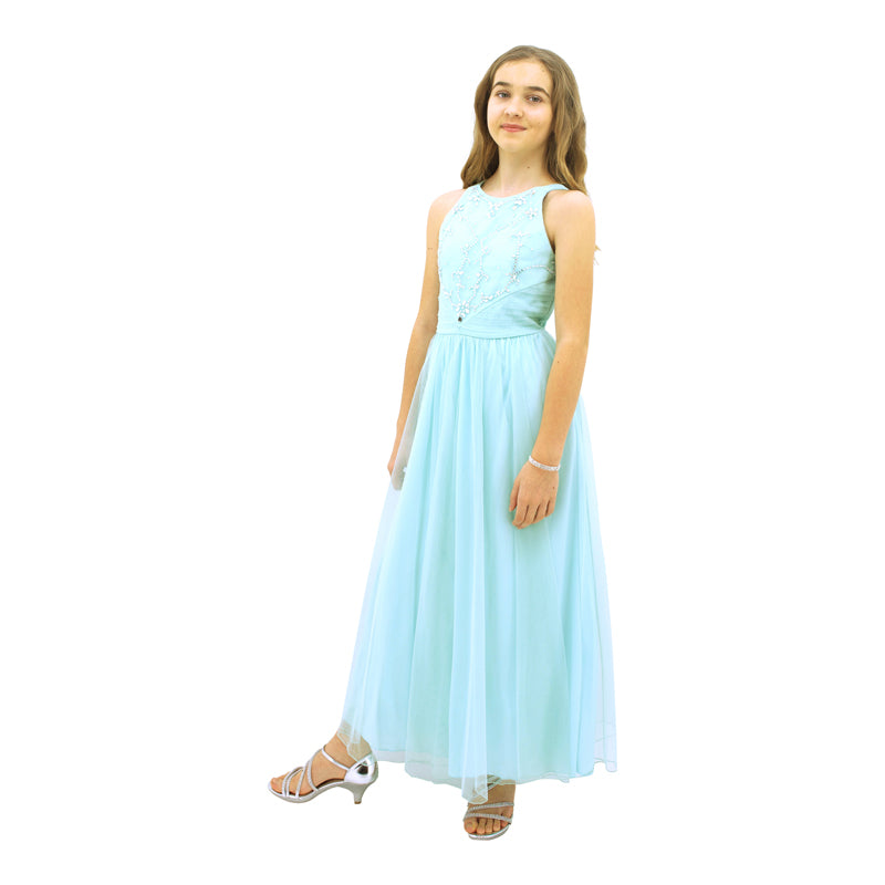 Paparazzi Designer Sequence Spring Mint Dress