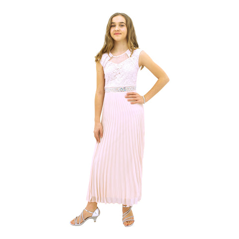 Paparazzi Designer Sequence Baby Pink Dress