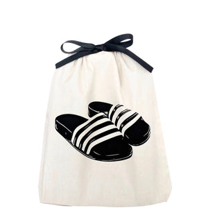 5/pcs Slides Sandal Shoe Bag