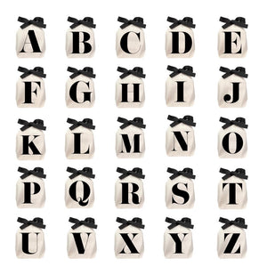 5/pcs Small Letter Bags Classic