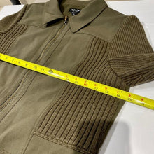 Load image into Gallery viewer, WORTH Wool Utility Safari Jacket Size 12