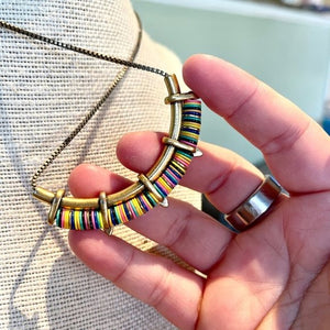 Stella and Dot Wanderer Necklace