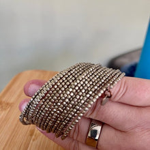 "Load image into Gallery viewer, Stella & Dot ""Bardot"" Spiral Wrap Bracelet"