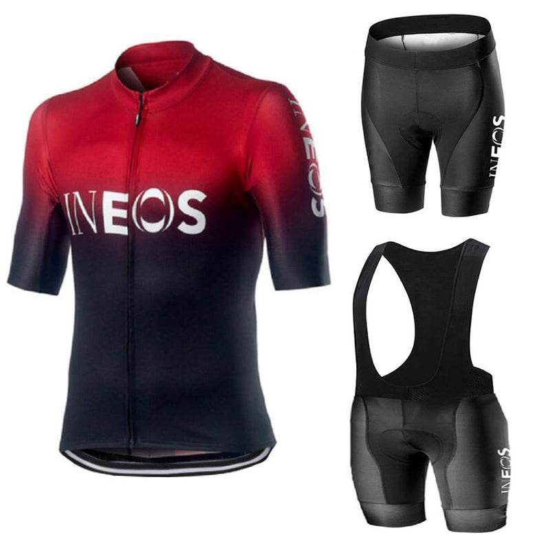 Breathable Summer Cycling Jersey Set