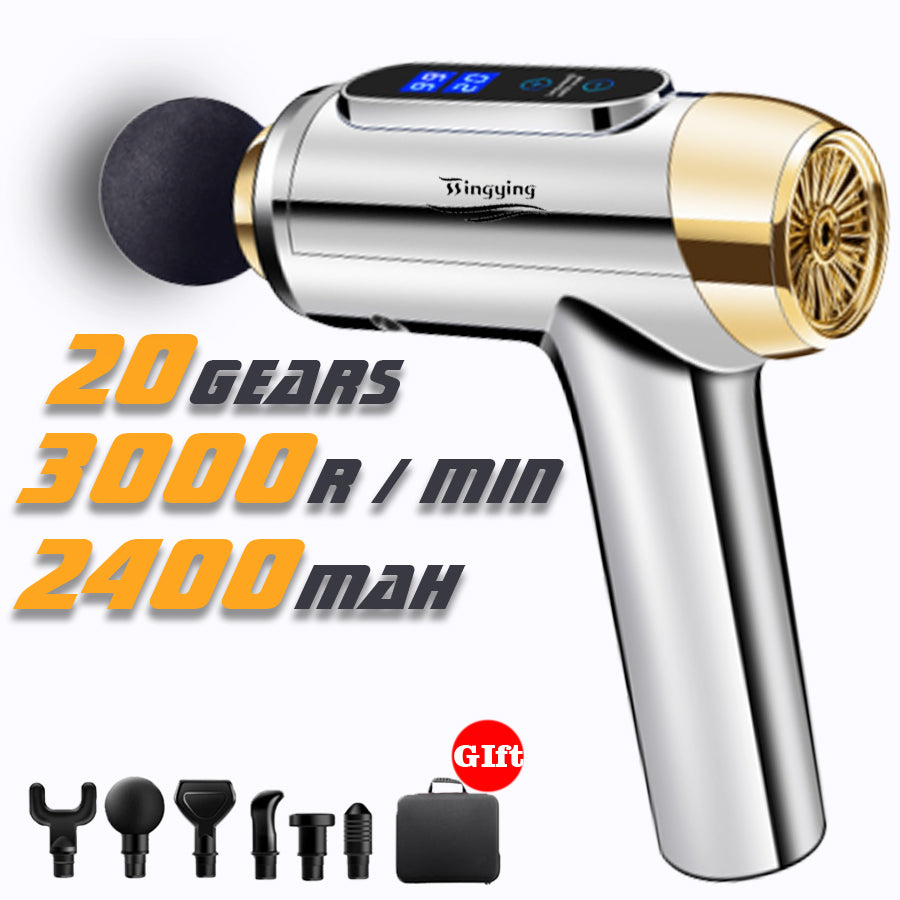 Massage Gun, Muscle Relaxation Vibrator