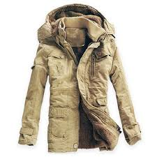 casual fashion winter jacket for men