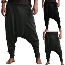 Men Harem Pants