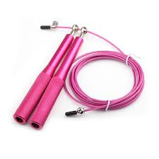 New Fitness Jump ropes crossfit Heavy Steel wire