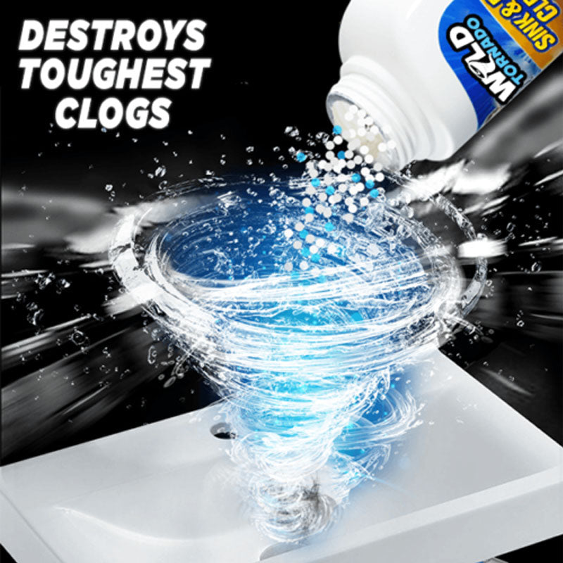 MagicTornado™ Pipe Cleaning Powder