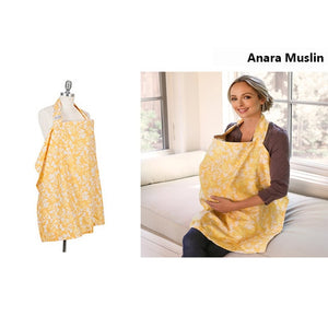 Breathable Breastfeeding Cover