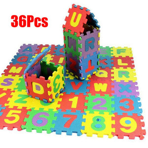 Toy Foam Puzzle