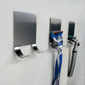 Stainless Steel Razor Holder Socket Hook