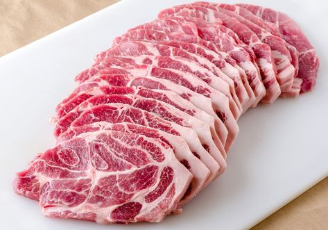 250g Pork Collar Kurobuta Steak (Frozen)