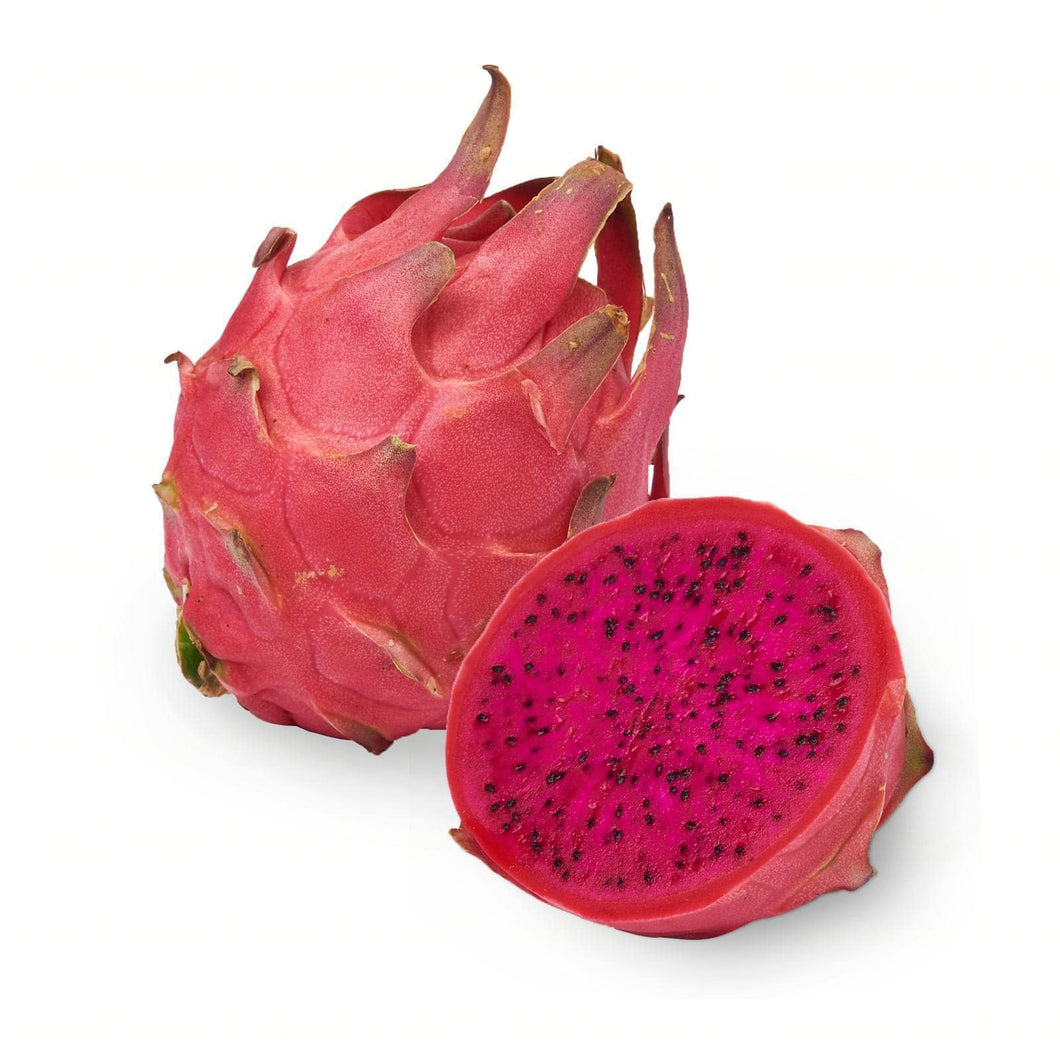 Malaysian Dragon Fruit Red Flesh - Pack of 2 (800g-1kg)