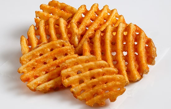 CrissCut Skin-On Original Recipe Fries (Frozen) - 2.2kg