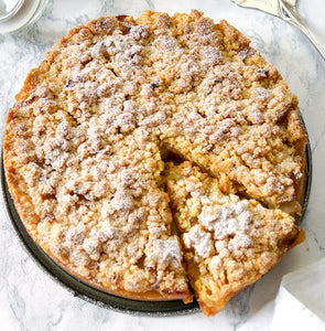 Fresh Apple Crumble (9inch / 22.86cm)