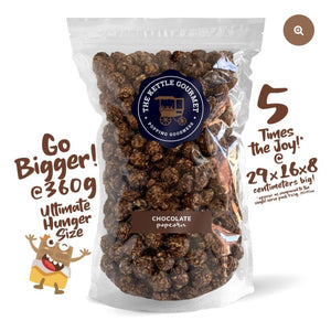 The Kettle Gourmet Popcorn (2 BIG packets) - Free Delivery