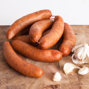 Chicken Garlic Sausage (10pcs) (1kg)