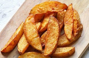 Potato Wedges (Frozen) - 2.2kg