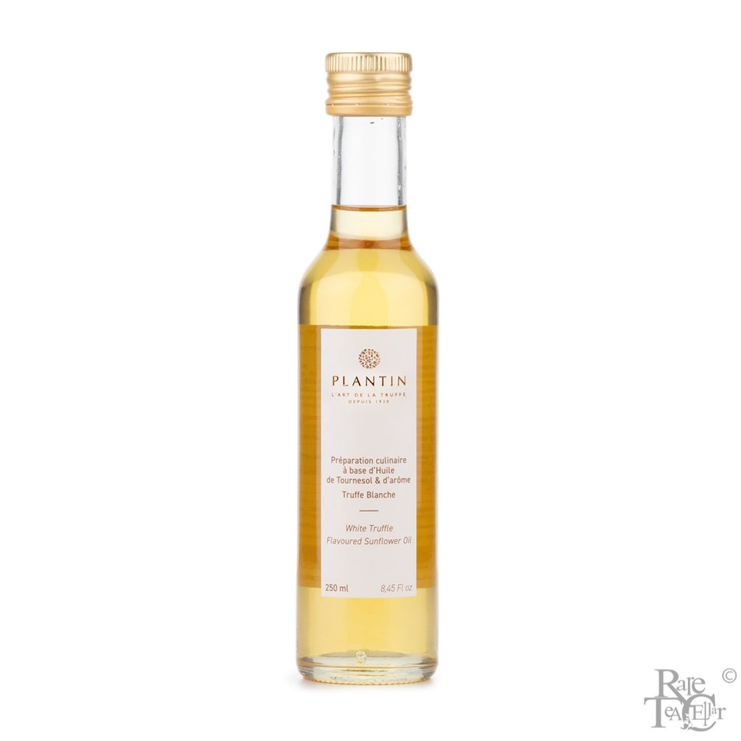 Plantin White Truffle Sunflower Oil (250ml)