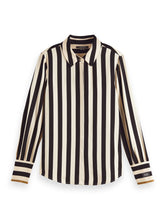 Load image into Gallery viewer, Maison Scotch Striped Button Up