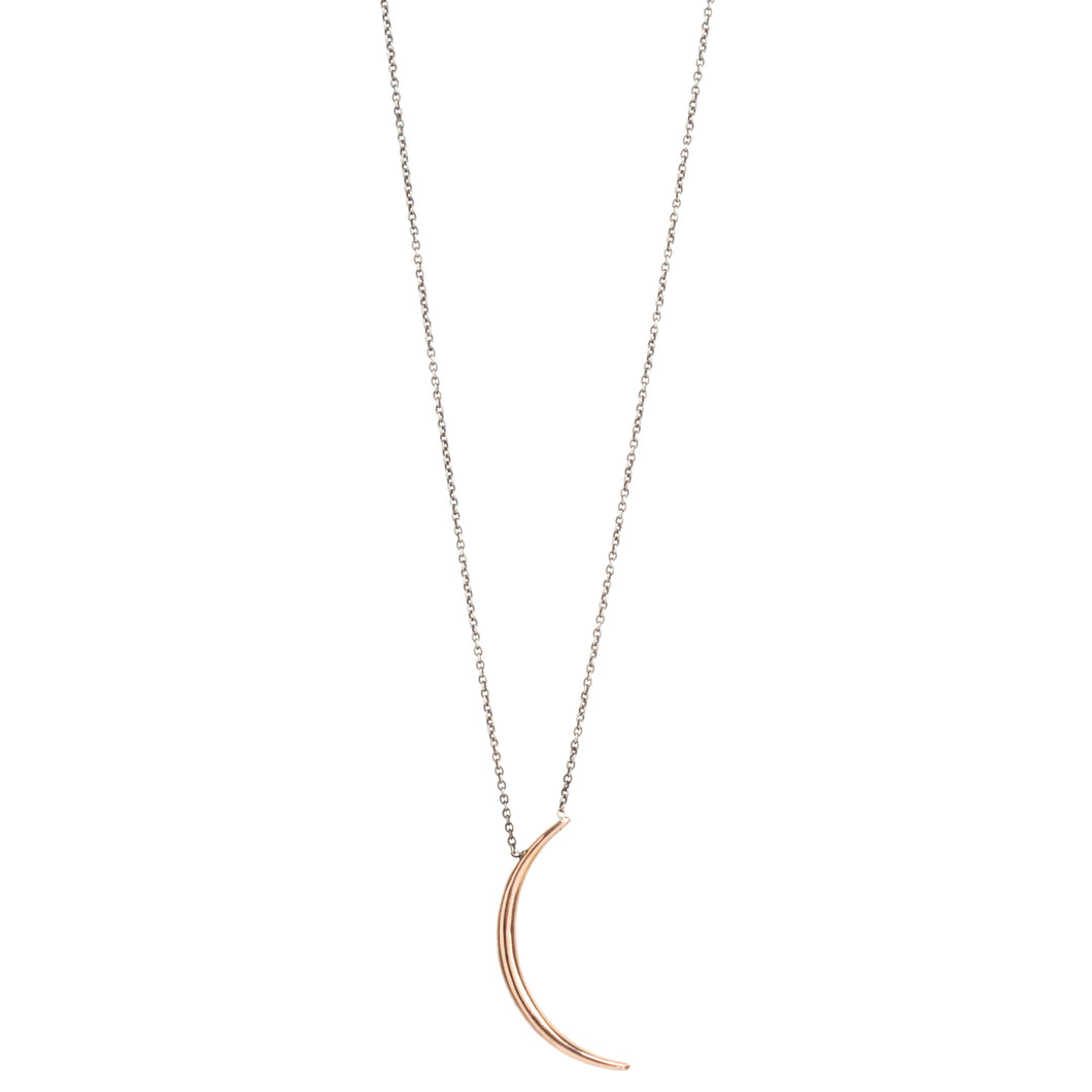 Workhorse 14k RG Pamina Necklace