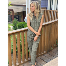 Load image into Gallery viewer, Etienne Marcel Sleeveless Jumpsuit