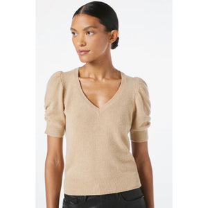 Frame Frankie Cropped Cashmere Sweater