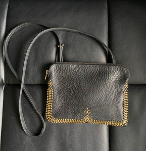 Calleen Cordero Studded Crossbody Bag