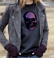 Load image into Gallery viewer, Unsweetened New York Skull Sweatshirt