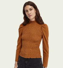 Load image into Gallery viewer, Maison Scotch High Neck Top