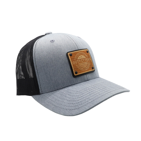 OCC Rosewood Patch Grey Hat