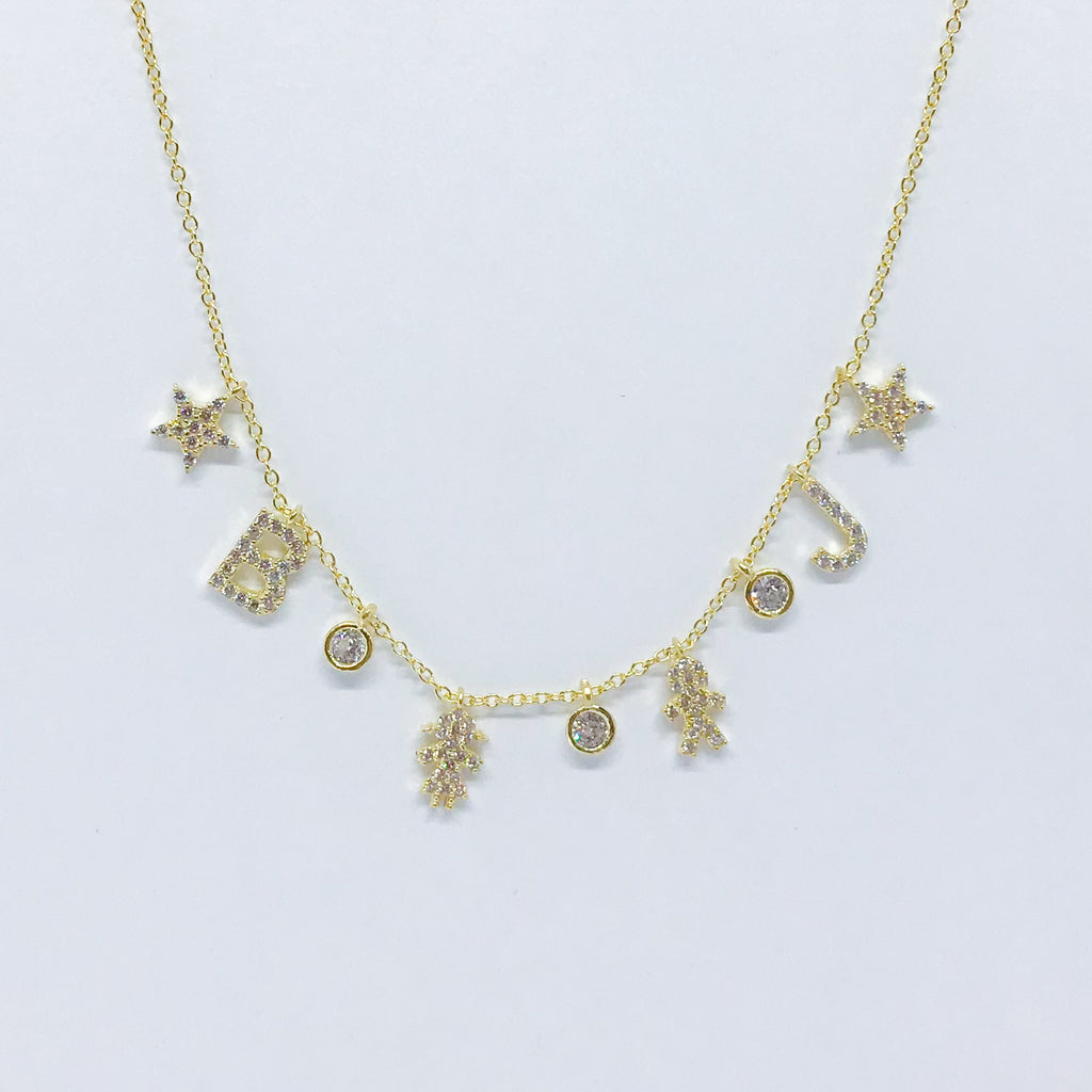 Just Us Necklace