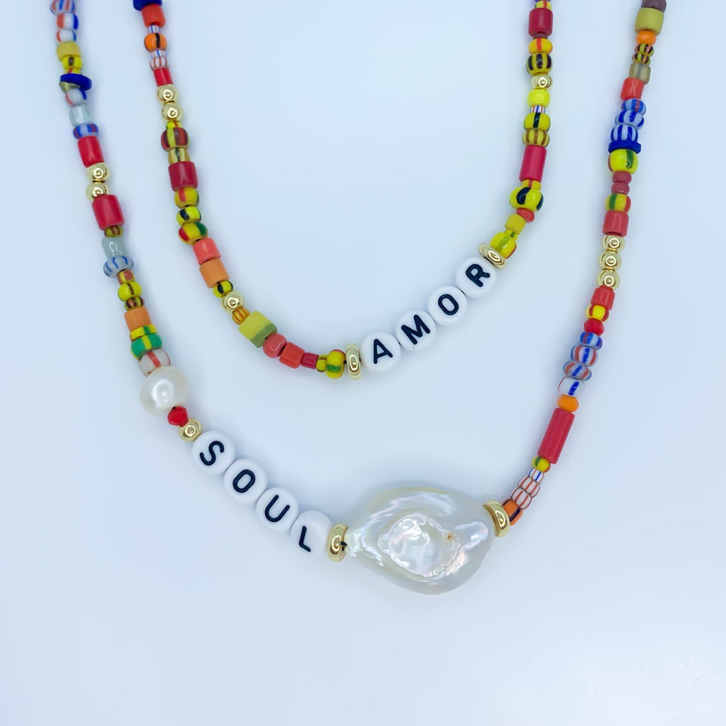 Amor Style Necklaces