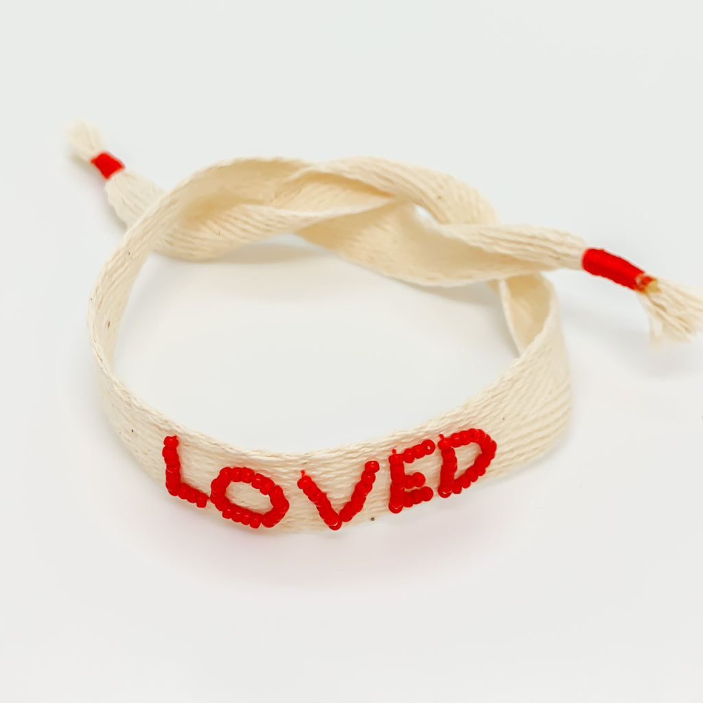 Say it Loud Bracelet