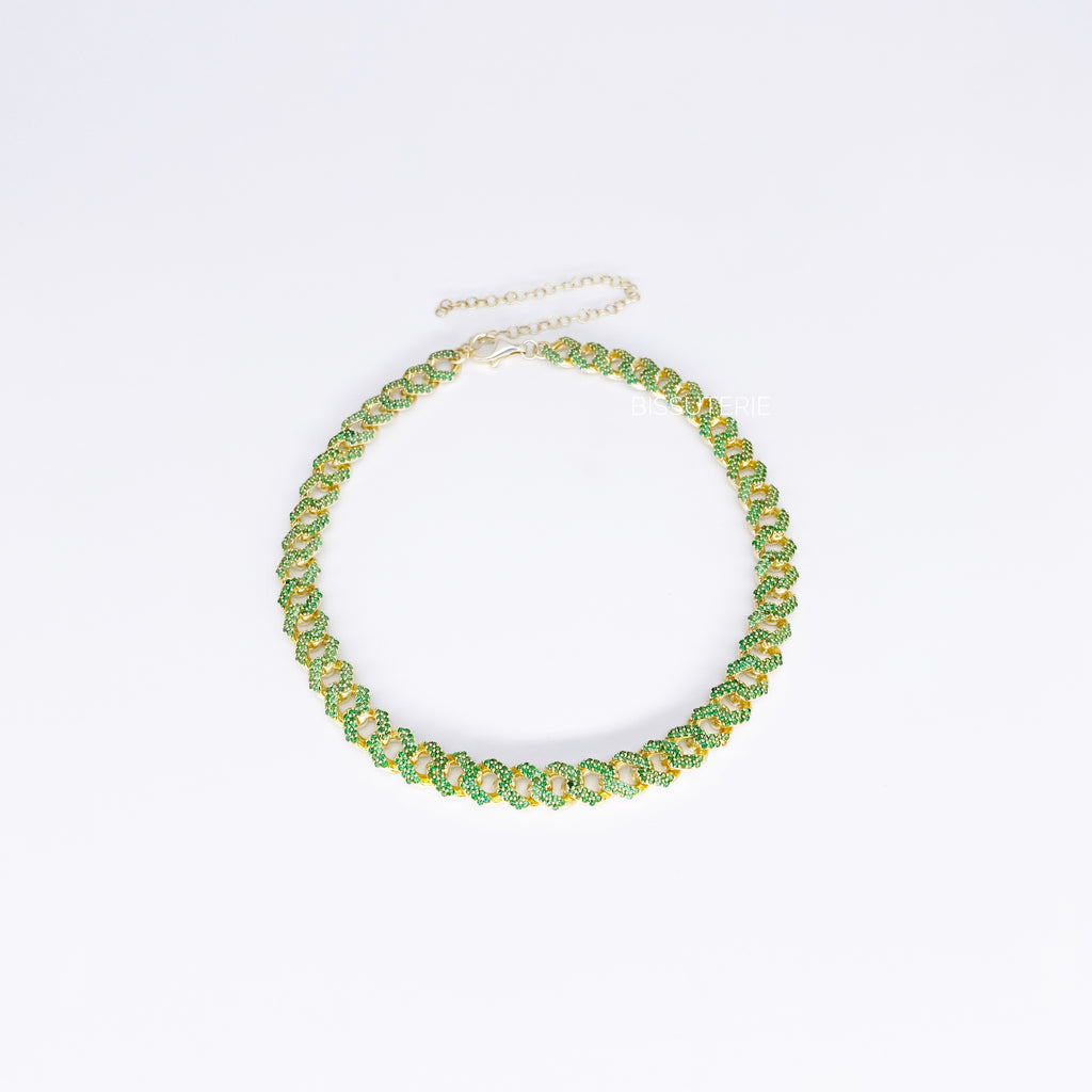Links CZ Green Choker