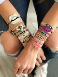 Beaded Bracelets Make your own Stack