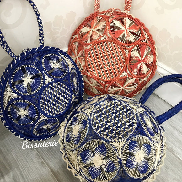 Straw Basket Bags