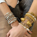 Silver or Gold Stack