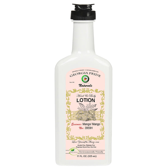 Naturals Hand and Body Lotion Mango