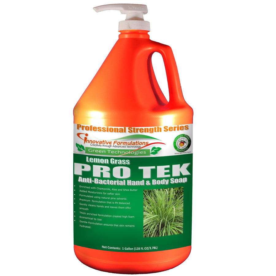 PRO TEK T (Triclosan Hand Soap) Peppermint
