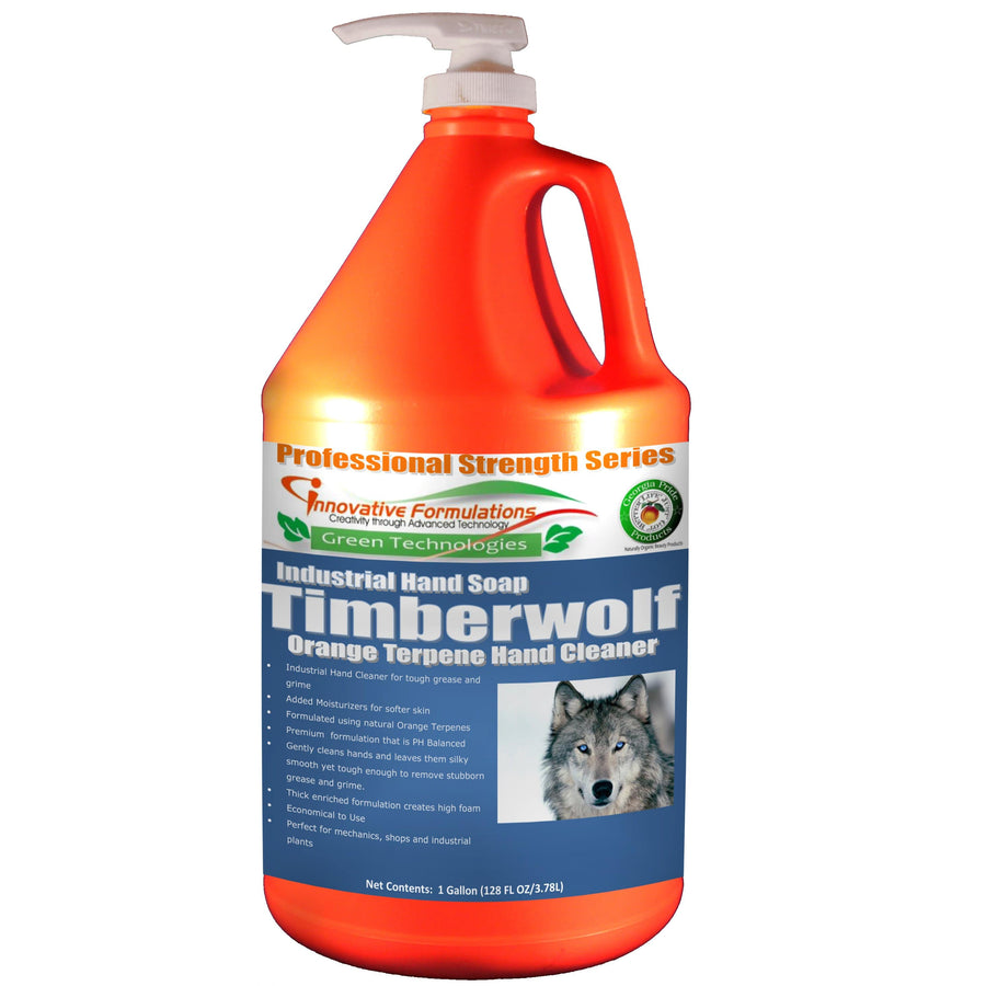 Timber Wolf (Orange Oil Based Industrial Hand Cleaner)