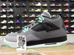 "Jordan Retro 4 ""Green Glow"" GS"