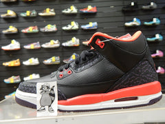 "Jordan Retro 3 ""Crimson"" GS"