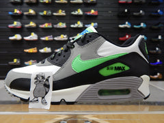 "Air Max 90 ""Grey/Green"" GS"
