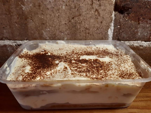 Authentic Tiramisu